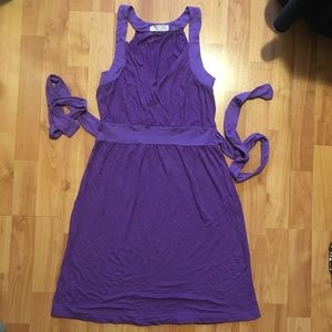 Buffalo Purple Dress